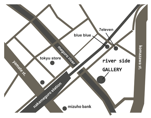 river side gallery map 2